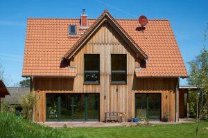 Dämmsysteme für den Holzbau mit zuverlässigem Brandschutz. Bild: Rockwool