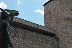 Flachdach-Entwässerung beim Historischen Museum in Hannover: Ein umfassandes Entwässerungskonzept schützt vor Feuchteschäden. Bild: Sita Bauelemente
