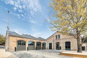 Zwölf raumlufttechnische Anlagen sorgen in den Stuttgarter Wagenhallen für ein angenehmes Raumklima - unter Berücksichtigung von Schall- und Brandschutz.