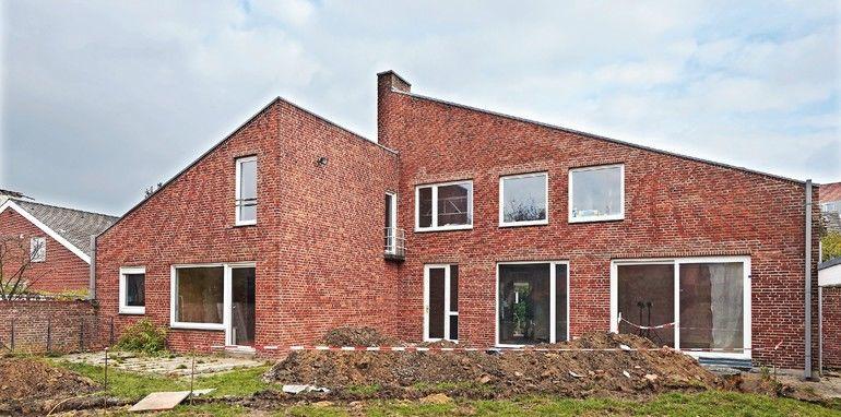 Äußerlich nichts ändern: Innendämmsystem für die Sanierung eines Wohnhauses in Münster