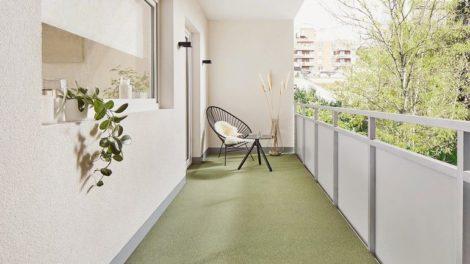 Balkonbeschichtung Floortec 2K-Sealcon 827