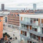 Wohn- und Geschäftskomplex in Kopenhagen
