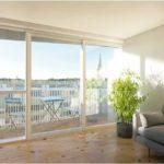 Wohnraum eines Wohn- und Geschäftskomplex in Kopenhagen