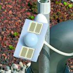 """Die Position der Wetterstation sollte einerseits optisch unauffällig sein, andererseits müssen die Sensoren das Wetter auch tatsächlich """"erleben"""". Bild: Elsner Elektronik"""