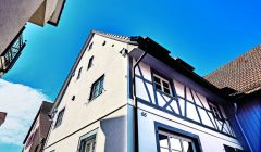Fachwerkhaus-Sanierung mit kapillaroffener Innendämmung