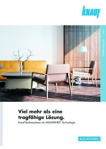 knauf aquapanel gmbh responses. Black Bedroom Furniture Sets. Home Design Ideas