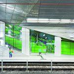 Station Graf-Adolf-Platz. Bild: Lindner-Group