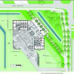 Lageplan mit Grundriss. Zeichnung: Onix