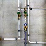 """Beim Bauprojekt """"SeeSide"""" mit 550 Häusern im mittelfränkischen Adelsdorf kam das alpex-Installationssystem bei der gesamten Heizungs-, Sanitär- und Gas-Installation zum Einsatz. Bild: FRÄNKISCHE"""