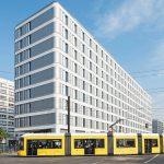 Lärm- Erschütterungsschutz für Neubau eines Hotels in Berlin. Bild: Linus Lintner / bpr