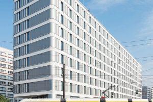 Lärm- Erschütterungsschutz für Neubau eines Hotels in Berlin