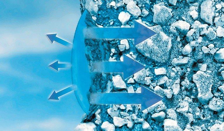 Biozidfreier Schutz für Putzfassaden - Hydrophil statt hydrophob