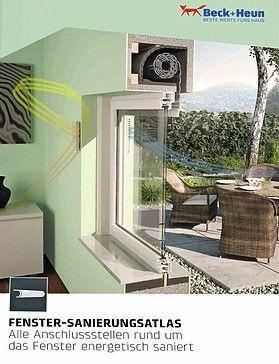 Der Beck+Heun Fenstersanierungsatlas. Bild: Beck+Heun