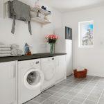Waschküche mit Wärmepumpe Bild: Rotex Heating Systems GmbH