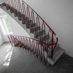Treppe im alten Wasserturm in Pirach. Bild: Manuel Hollenbach / Bildrechte: brüderl