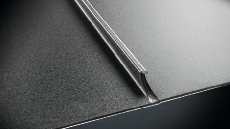 Metallfalz. Bild: Kalzip GmbH