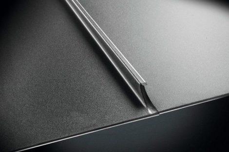 Falzbares Aluminium auch in Farbe