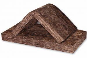 Klemmplatte für den Trockenbau - formstabil und gleichzeitig biegsam