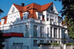 Sprossenfenster-Vielfalt für Stadtvilla in München-Bogenhausen