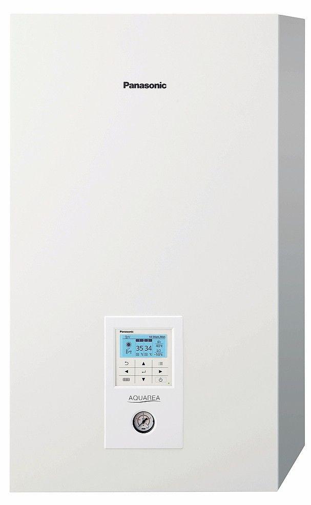 Warmwasseranlage Panasonic. Bild: Panasonic