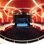 """""""Acoustic-Lightboard"""" im Deutschen Theater München. Bild: Richter akustik & design GmbH & Co. KG"""