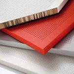 Acoustic Lightboard Detailansicht. Bild: Richter akustik & design GmbH & Co. KG
