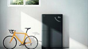 Batteriespeicher erstmals für private Eigenheime von Siemens. Bild: Siemens