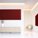 Empty_white_room_modern_space_interior_3d_rendering_image.A_blank_wall_with_pure_white._Decorate_wall_with_virtical_line_pattern_and_hidden_warm_light