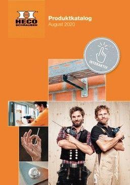 Heco Broschüre Produktkatalog