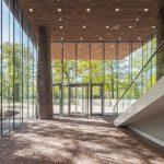 Foyer des Lisse Art Museum