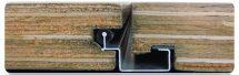 Balkonbau mit zertifiziertem Holzbodenbelag. Bild: Ehrmaier Balkone