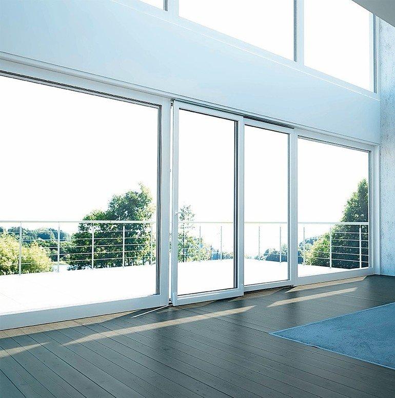 Kipp-Schiebe-Beschlag: Paralleles Schieben und Kippen des Fensterflügels