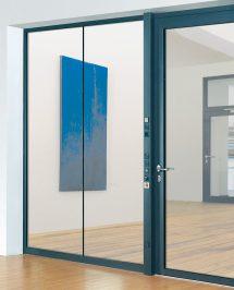Schließ- und Zutrittskontrollsysteme für die intuitive Tür