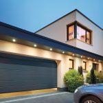Garagen-Sectionaltor: 67 mm-Lamelle sorgt für bessere Wärmedämmung