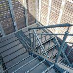 Gitterrostauflage für sicheres Gehen auf Gitterrosten. Bild: Mea Metal Applications GmbH