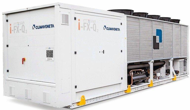 Luftgekühlte Multifunktions-Wärmepumpen zur Außenaufstellung