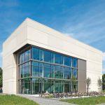 Neues Seminargebäude an der Uni Gießen von der pbr Planungsbüro Rohling AG, Osnabrück
