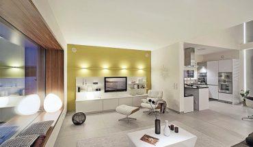 Glatte Oberflächen für Decken und Wände