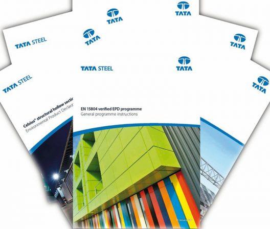 Broschüre: Bauprodukte aus Stahl