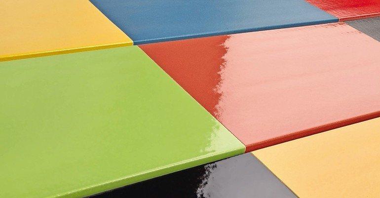 Glasuren und Engoben nach Architektenwunsch