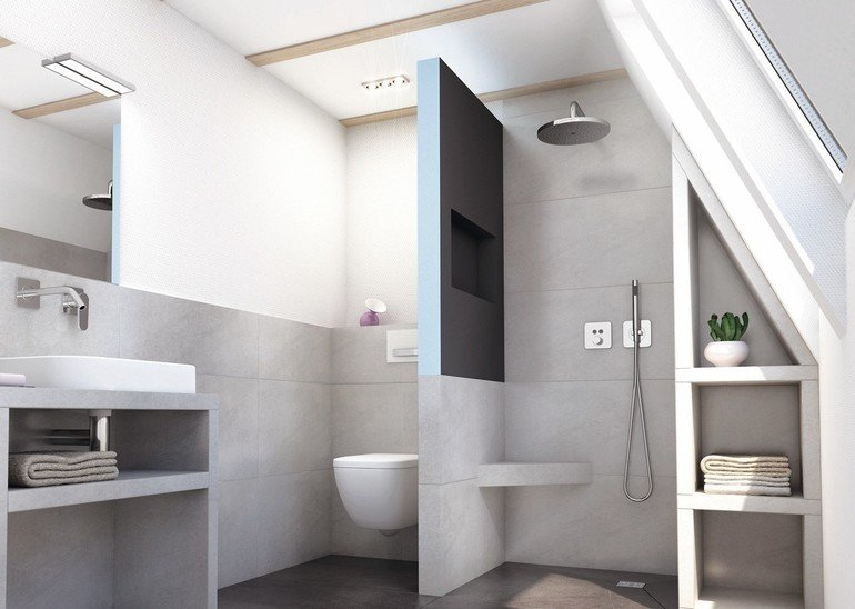 wedi platte befestigen wedi u kleb und dichtstoff wandelement mit werkseitig nische wedi. Black Bedroom Furniture Sets. Home Design Ideas