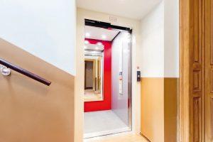 Barrierefreiheit durch Aufzugsplanung nach VDI 6008. Bild: Kone