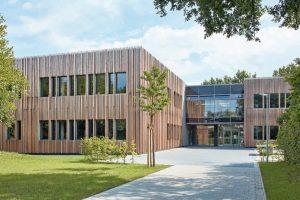 Neubau einer Grundschule in Hamburg mit jeder Menge Tageslicht