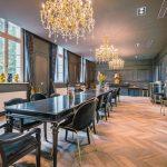 Stuck, Farbe und Tapete für besondere Raumimpressionen - mit dekorativen und anpassungsfähigen 3D-Ornamente für Fries- und Sockelleisten. Bild: Orac