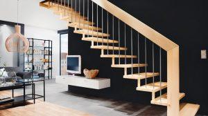 Treppen: Eschenholz als Alternative zu Eiche und Buche