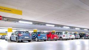 """Speziell für den Schutz und die Sanierung von Betonböden in Tiefgaragen und Parkhäusern hat Greenline Bodensysteme seine """"GLF Technology"""" entwickelt."""