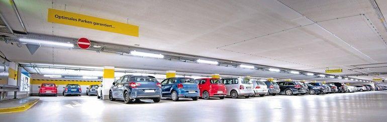 """Speziell für den Schutz und die Sanierung von Betonböden in Tiefgaragen und Parkhäusern hat Greenline Bodensysteme seine """"GLF Technology"""" entwickelt. Bild: Countrypixel/stock.adobe.com"""