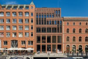 Neubau, Große Bleichen Hamburg