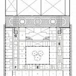 Grundriss EG im KJC Heliomare. Zeichnung: Architectenbureau Marlies Rohmer