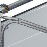 Aus hochfestem, 2 mm dickem Blech gefertigt, lassen sich die Laufschienen und Zargen solide montieren